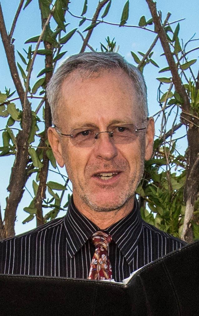 Dan Jones, wedding officiant in New Mexico